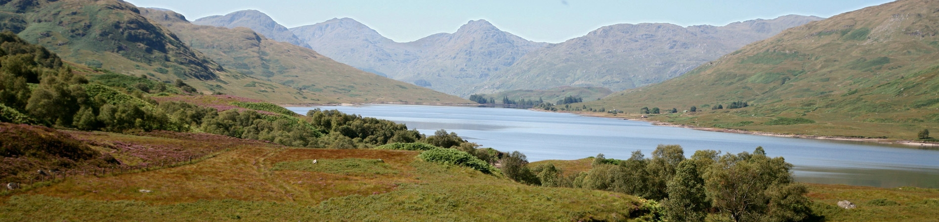 UK coach holidays with Lochs and Glens